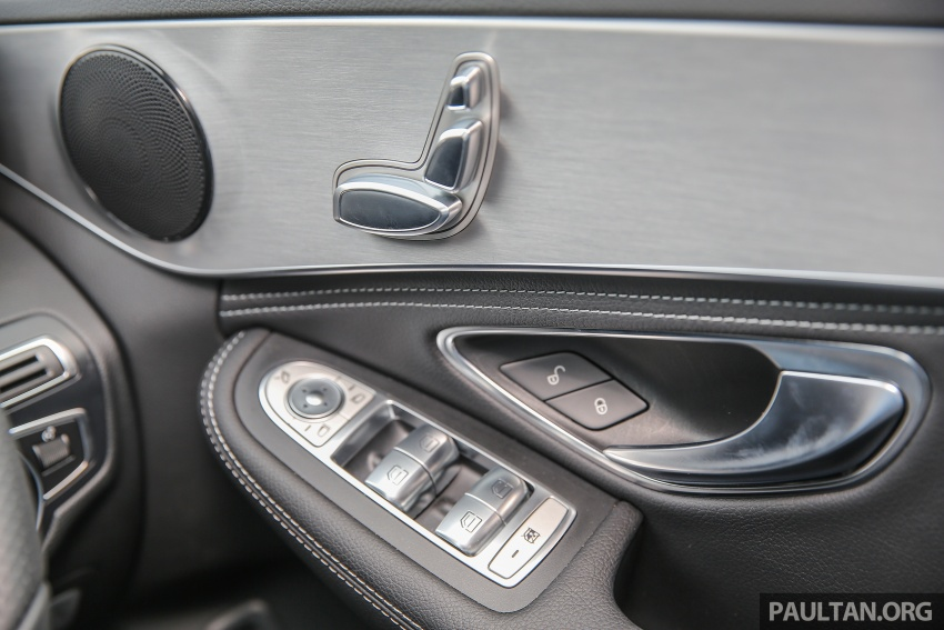 DRIVEN: W205 Mercedes-Benz C180 Avantgarde Line road trip to Banjaran, Ipoh – entry-levelled up? Image #571361
