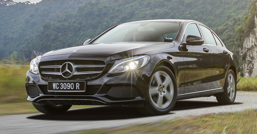 DRIVEN: W205 Mercedes-Benz C180 Avantgarde Line road trip to Banjaran, Ipoh – entry-levelled up? Image #571373