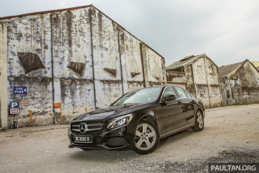 DRIVEN: W205 Mercedes-Benz C180 Avantgarde Line road trip to Banjaran, Ipoh – entry-levelled up? Image #571330