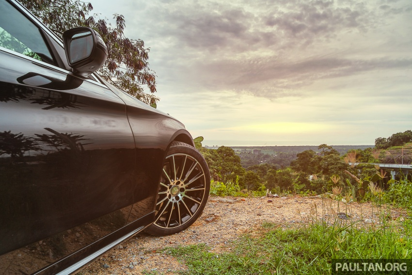 DRIVEN: W205 Mercedes-Benz C300 AMG Line road trip to Penang – setting new compact executive rules Image #560401