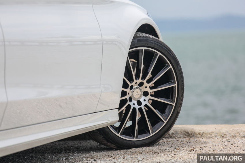 DRIVEN: W205 Mercedes-Benz C300 AMG Line road trip to Penang – setting new compact executive rules Image #560409