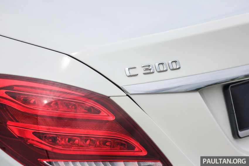 DRIVEN: W205 Mercedes-Benz C300 AMG Line road trip to Penang – setting new compact executive rules Image #560414