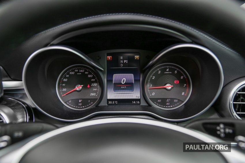 DRIVEN: W205 Mercedes-Benz C300 AMG Line road trip to Penang – setting new compact executive rules Image #560424