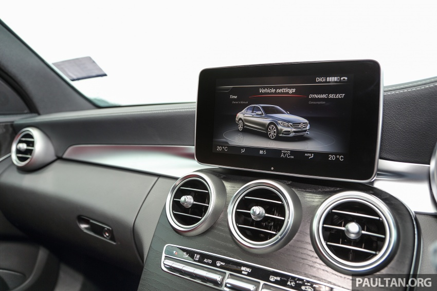 DRIVEN: W205 Mercedes-Benz C300 AMG Line road trip to Penang – setting new compact executive rules Image #560425