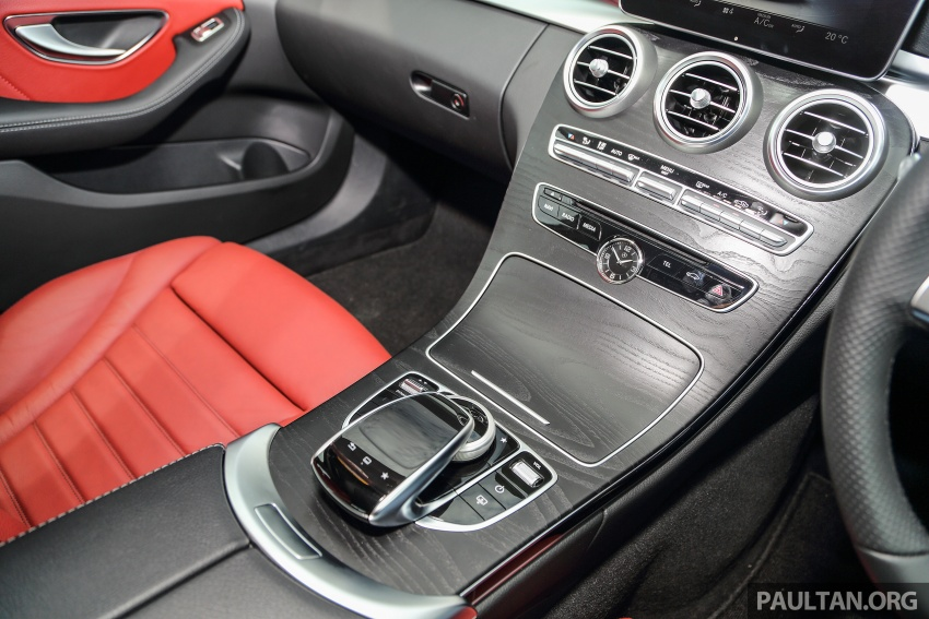 DRIVEN: W205 Mercedes-Benz C300 AMG Line road trip to Penang – setting new compact executive rules Image #560426