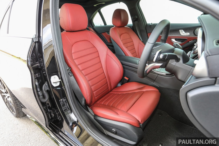 DRIVEN: W205 Mercedes-Benz C300 AMG Line road trip to Penang – setting new compact executive rules Image #560435