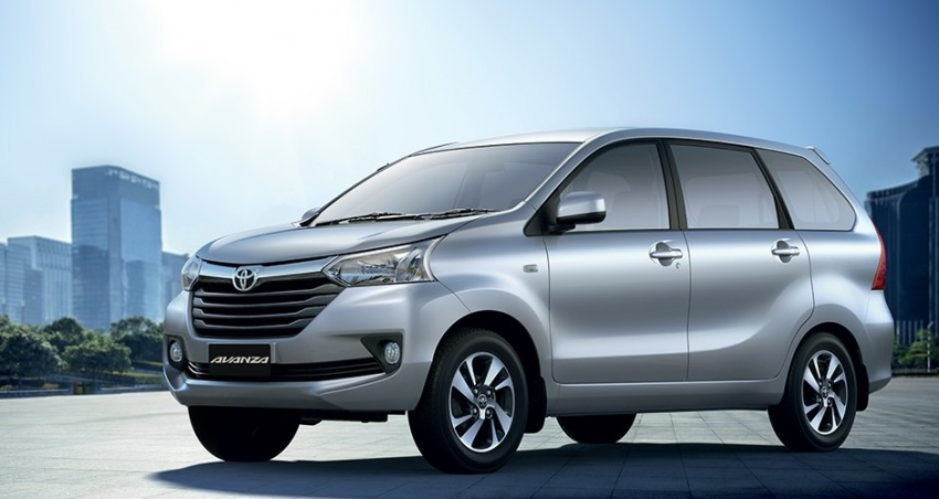 Toyota Avanza gains VSC as standard in South Africa Image #564658