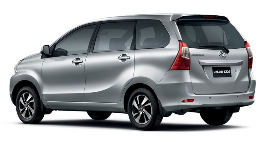 Toyota Avanza gains VSC as standard in South Africa Image #564660