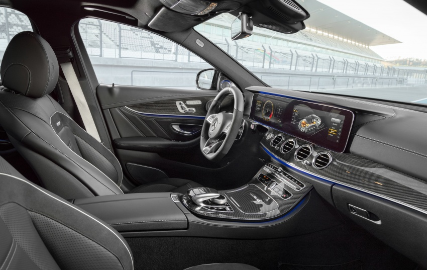 W213 Mercedes-AMG E63 4Matic+ and E63 S 4Matic+ debuts – the most powerful E-Class, ever Image #569652