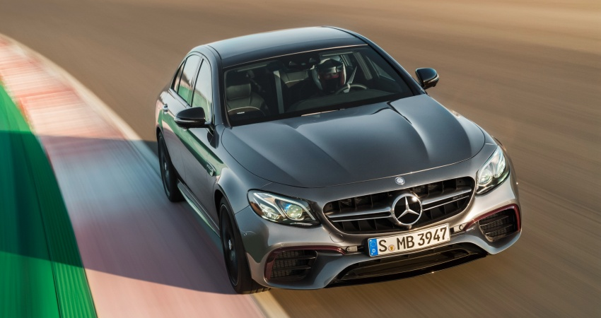 W213 Mercedes-AMG E63 4Matic+ and E63 S 4Matic+ debuts – the most powerful E-Class, ever Image #569667