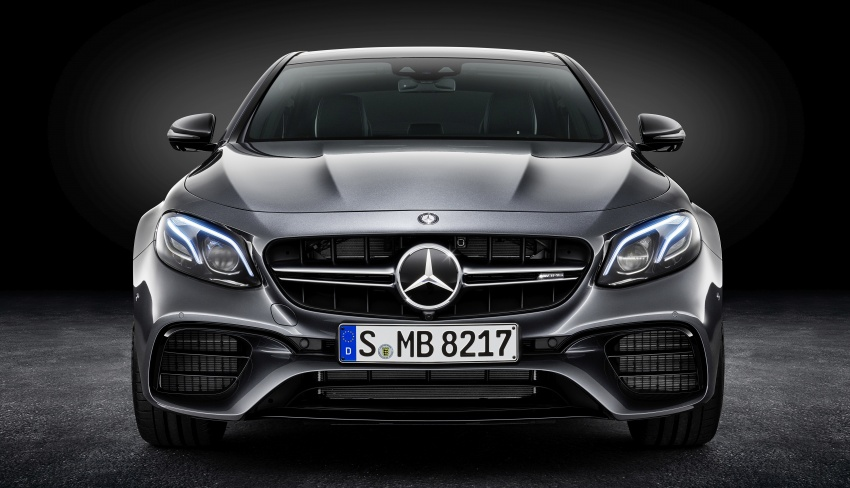 W213 Mercedes-AMG E63 4Matic+ and E63 S 4Matic+ debuts – the most powerful E-Class, ever Image #569602
