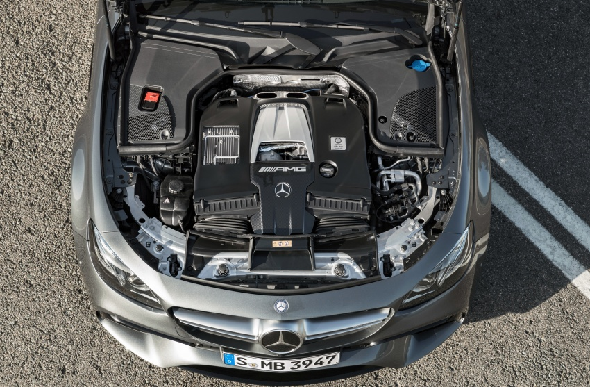W213 Mercedes-AMG E63 4Matic+ and E63 S 4Matic+ debuts – the most powerful E-Class, ever Image #569651