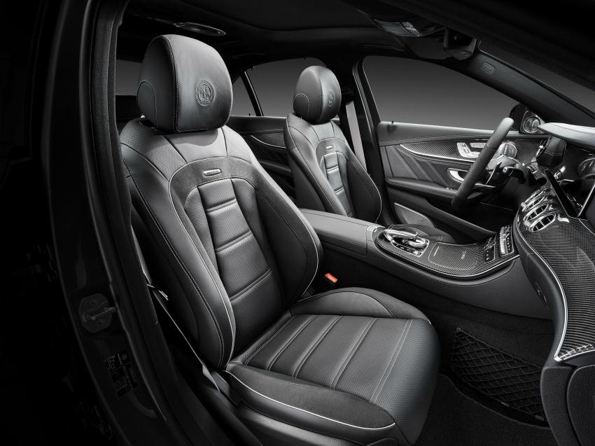 Mercedes-AMG W213 E63 4MATIC+ dan E63 S 4MATIC+ – E-Class paling berkuasa pernah dihasilkan Image #570332