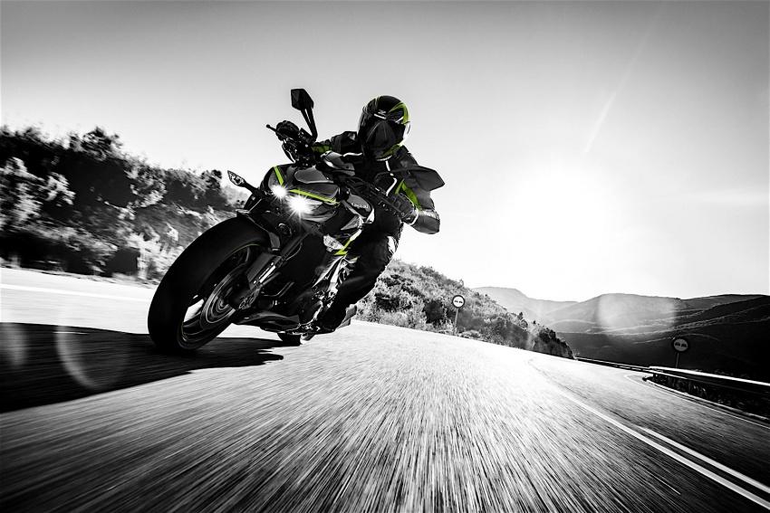 Kawasaki perkenal Z1000 R untuk pasaran 2017 Image #570955