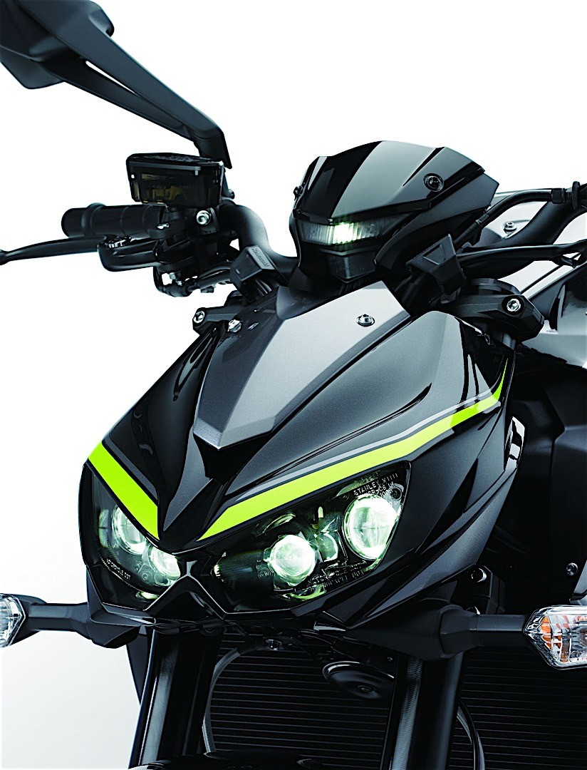 Kawasaki perkenal Z1000 R untuk pasaran 2017 Image #570951
