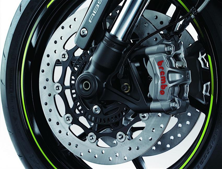 Kawasaki perkenal Z1000 R untuk pasaran 2017 Image #570952