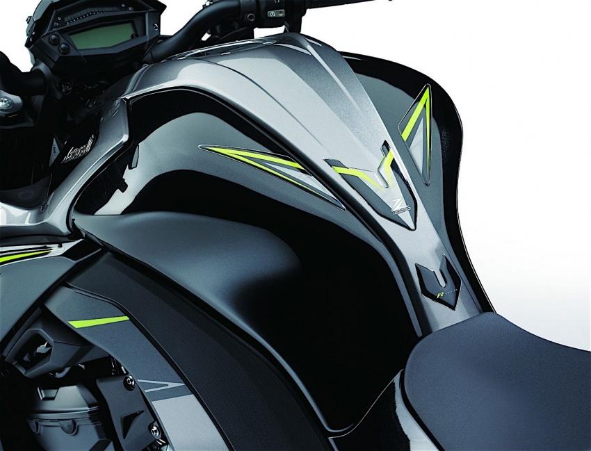 Kawasaki perkenal Z1000 R untuk pasaran 2017 Image #570954