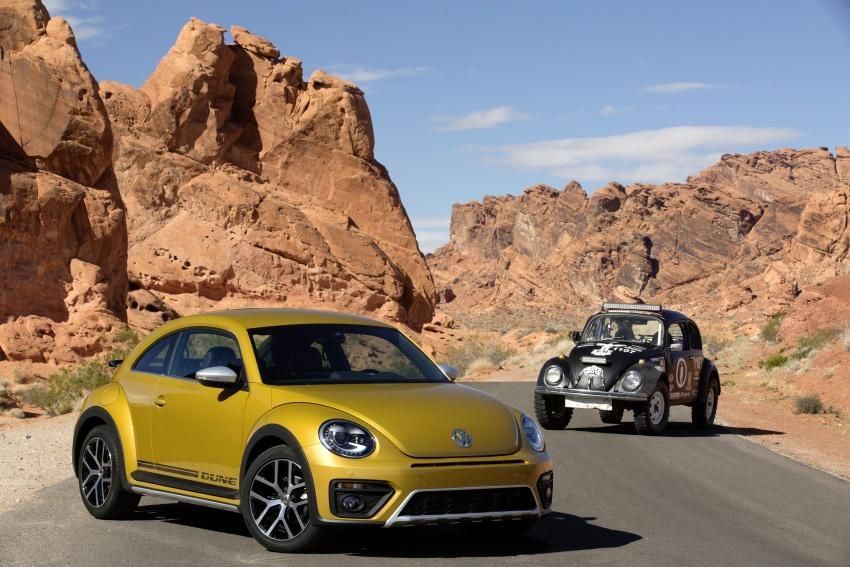 Volkswagen Beetle Dune 1.8 TSI dikesan di oto.my, harga RM200k – dilancarkan di M'sia tidak lama lagi? Image #571242