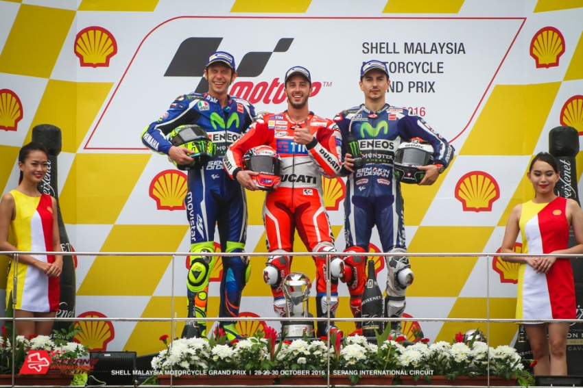 2016 Malaysian MotoGP draws record crowd of 160k Image #573105