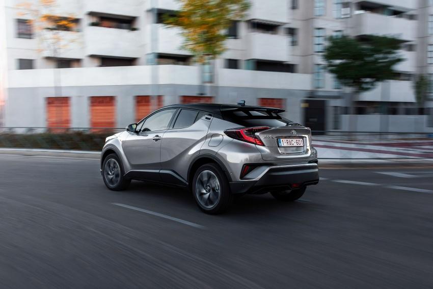 GALERI: Toyota C-HR – gambar perincian tambahan Image #578946