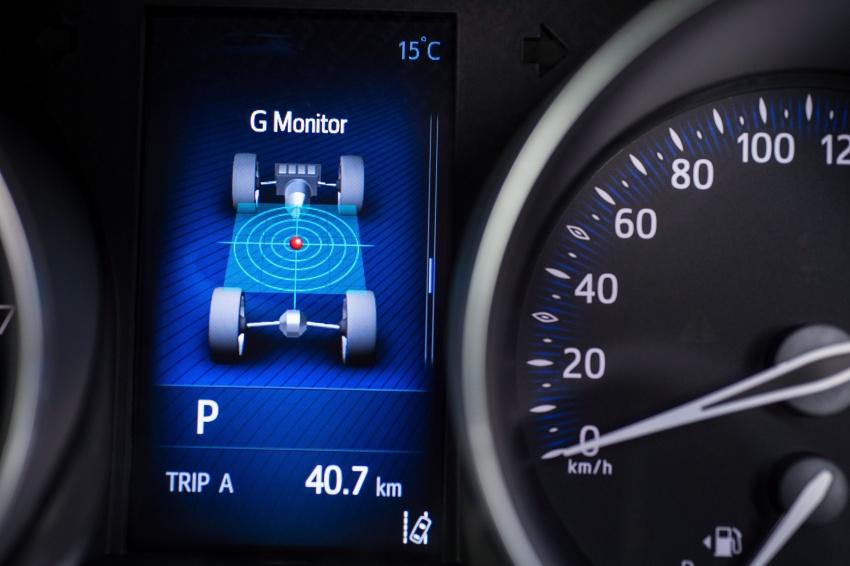 GALERI: Toyota C-HR – gambar perincian tambahan Image #579001
