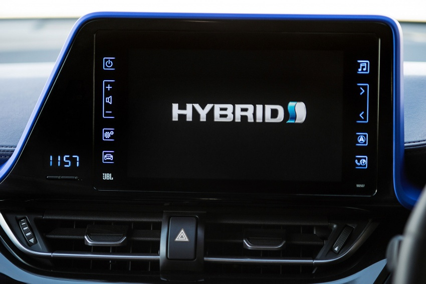 GALERI: Toyota C-HR – gambar perincian tambahan Image #579007
