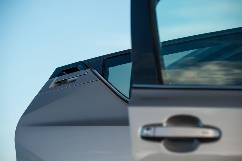 GALERI: Toyota C-HR – gambar perincian tambahan Image #578948