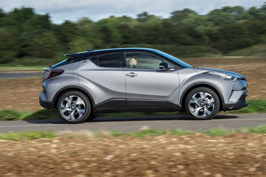 GALERI: Toyota C-HR – gambar perincian tambahan Image #578973