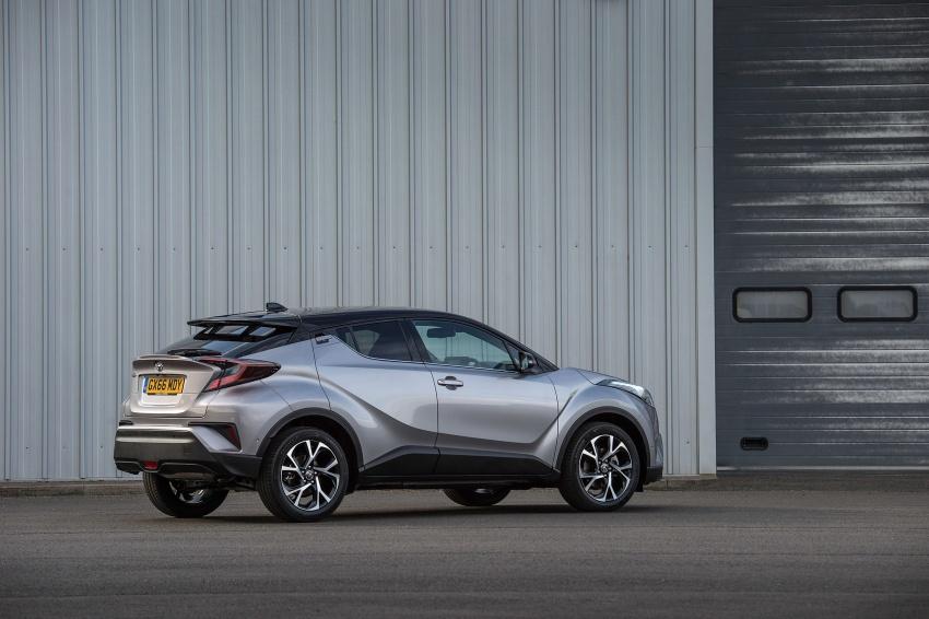 GALERI: Toyota C-HR – gambar perincian tambahan Image #578978