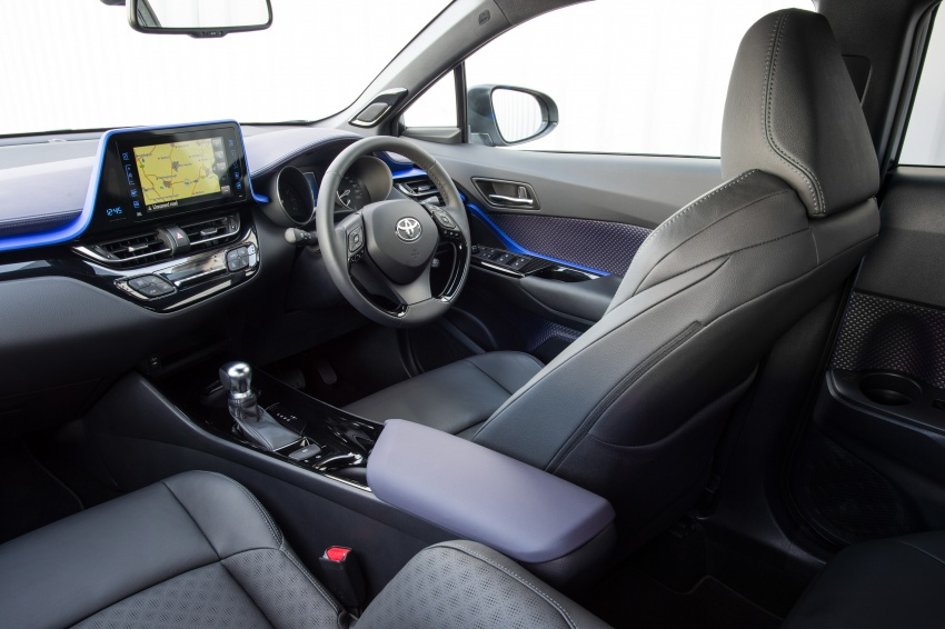 Gallery Toyota C Hr More Images Of Crossover Image 578724