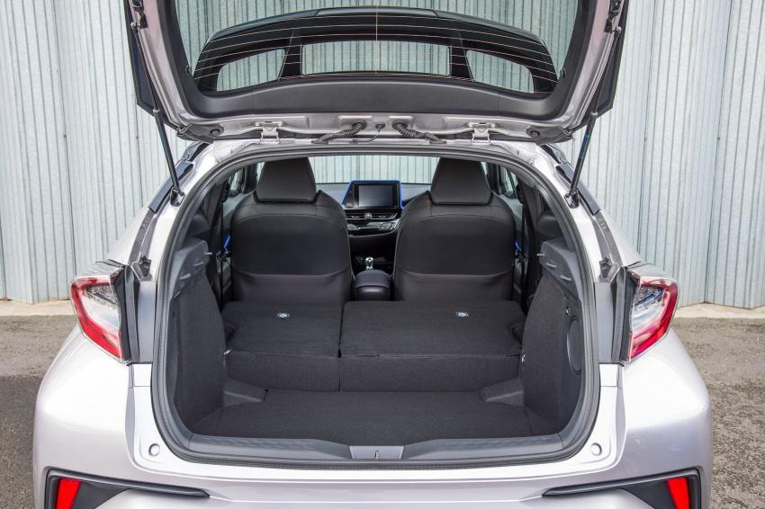 GALERI: Toyota C-HR – gambar perincian tambahan Image #579023