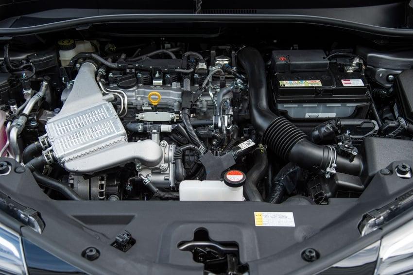 GALERI: Toyota C-HR – gambar perincian tambahan Image #579025