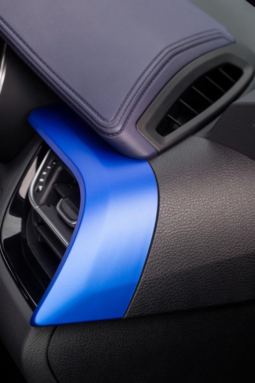 GALERI: Toyota C-HR – gambar perincian tambahan Image #579036
