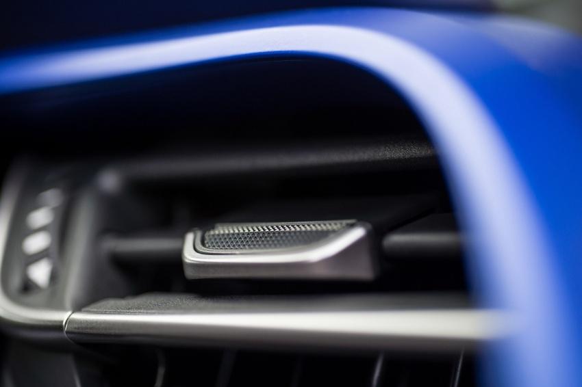 GALERI: Toyota C-HR – gambar perincian tambahan Image #579037