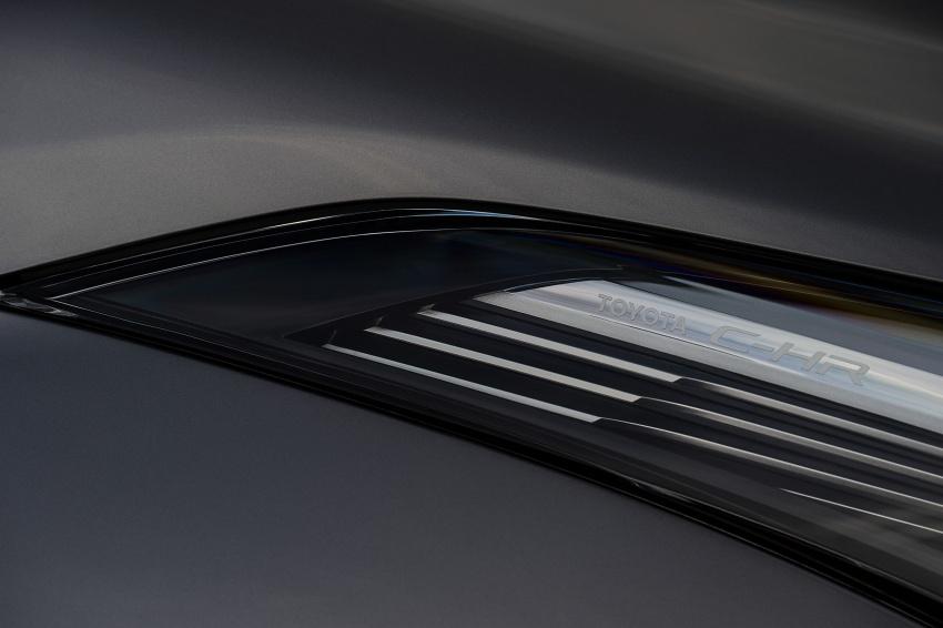GALERI: Toyota C-HR – gambar perincian tambahan Image #579039