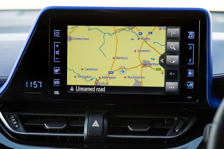 GALERI: Toyota C-HR – gambar perincian tambahan Image #579042