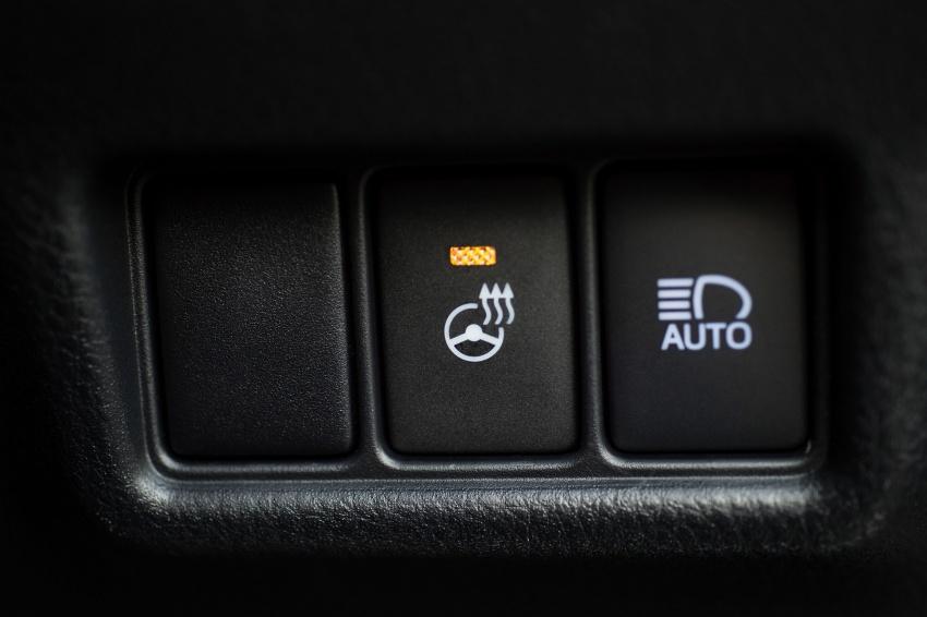GALERI: Toyota C-HR – gambar perincian tambahan Image #579046