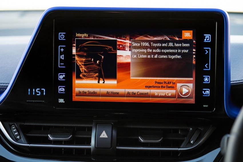 GALERI: Toyota C-HR – gambar perincian tambahan Image #579048