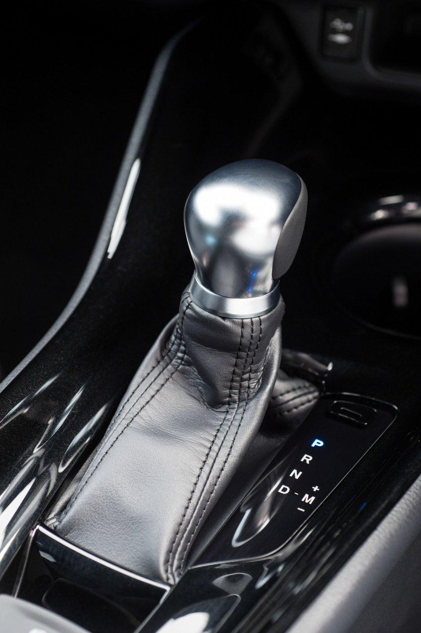 GALERI: Toyota C-HR – gambar perincian tambahan Image #579057