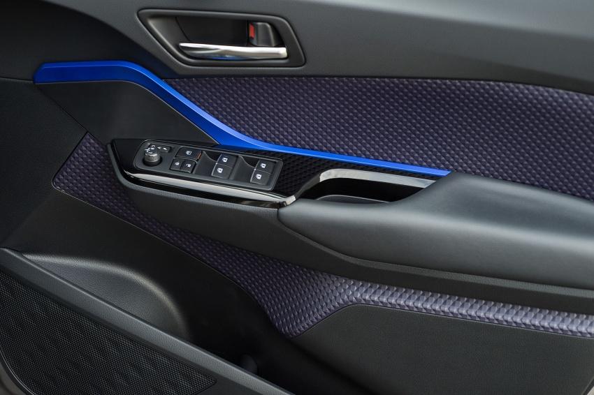 GALERI: Toyota C-HR – gambar perincian tambahan Image #579060