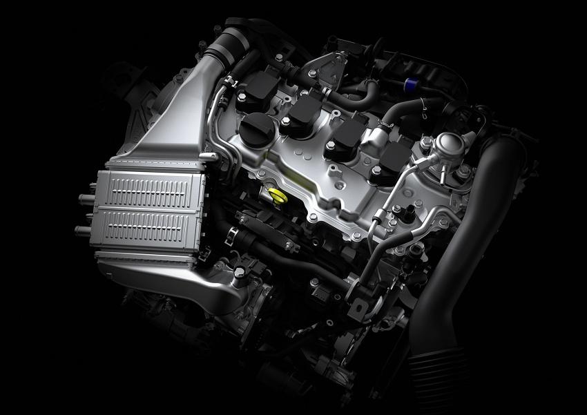 GALERI: Toyota C-HR – gambar perincian tambahan Image #579066