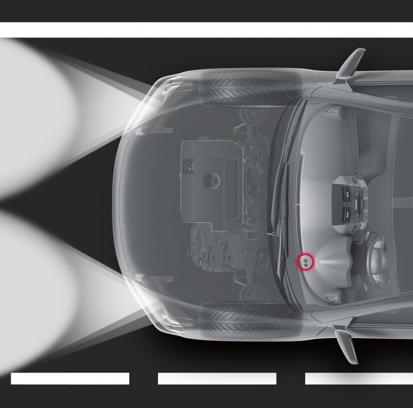 GALERI: Toyota C-HR – gambar perincian tambahan Image #579069