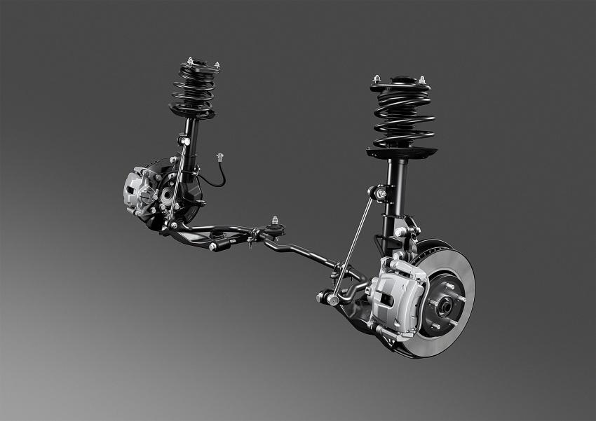 GALERI: Toyota C-HR – gambar perincian tambahan Image #579071