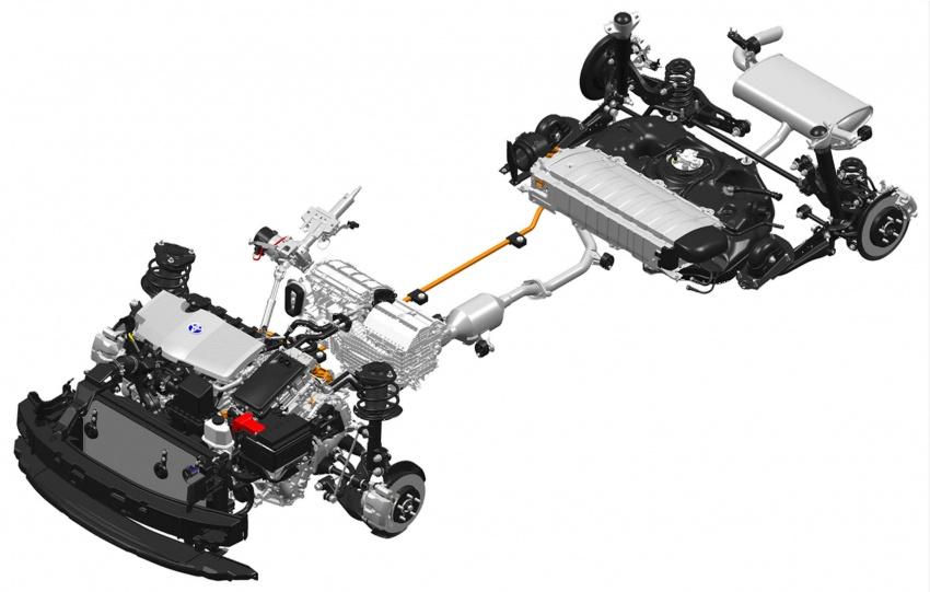 GALERI: Toyota C-HR – gambar perincian tambahan Image #579075