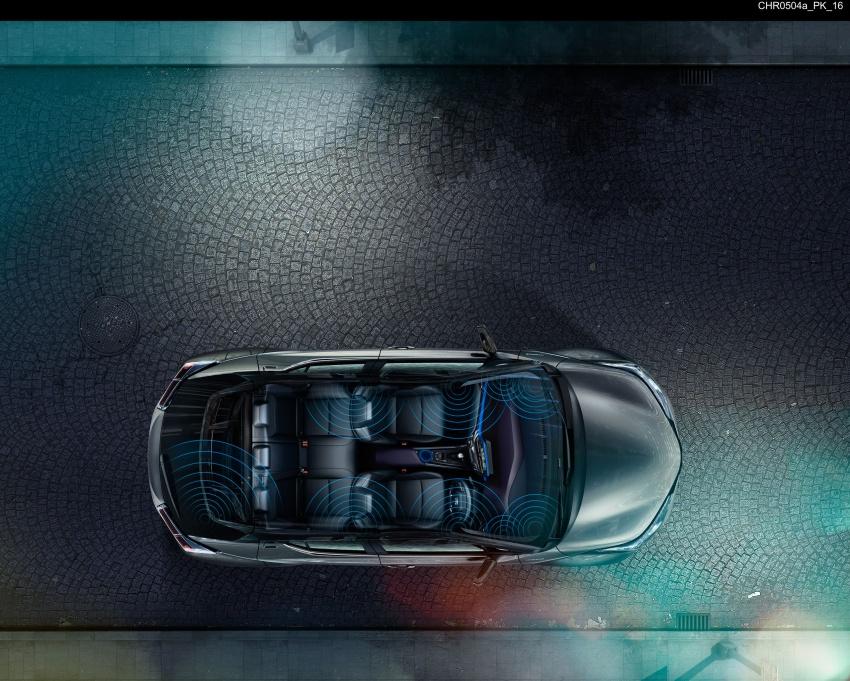 GALERI: Toyota C-HR – gambar perincian tambahan Image #579076