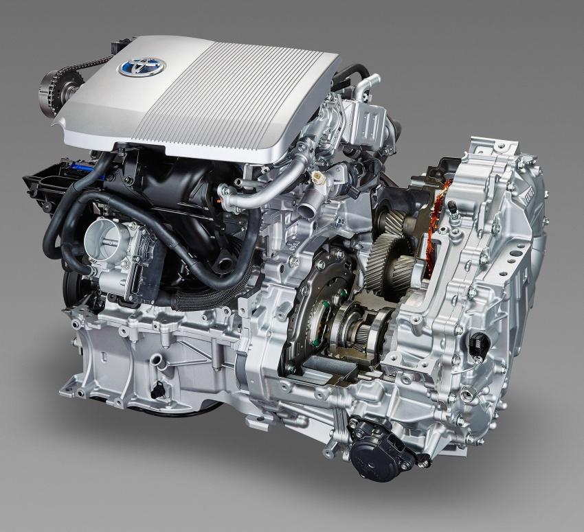 GALERI: Toyota C-HR – gambar perincian tambahan Image #579084