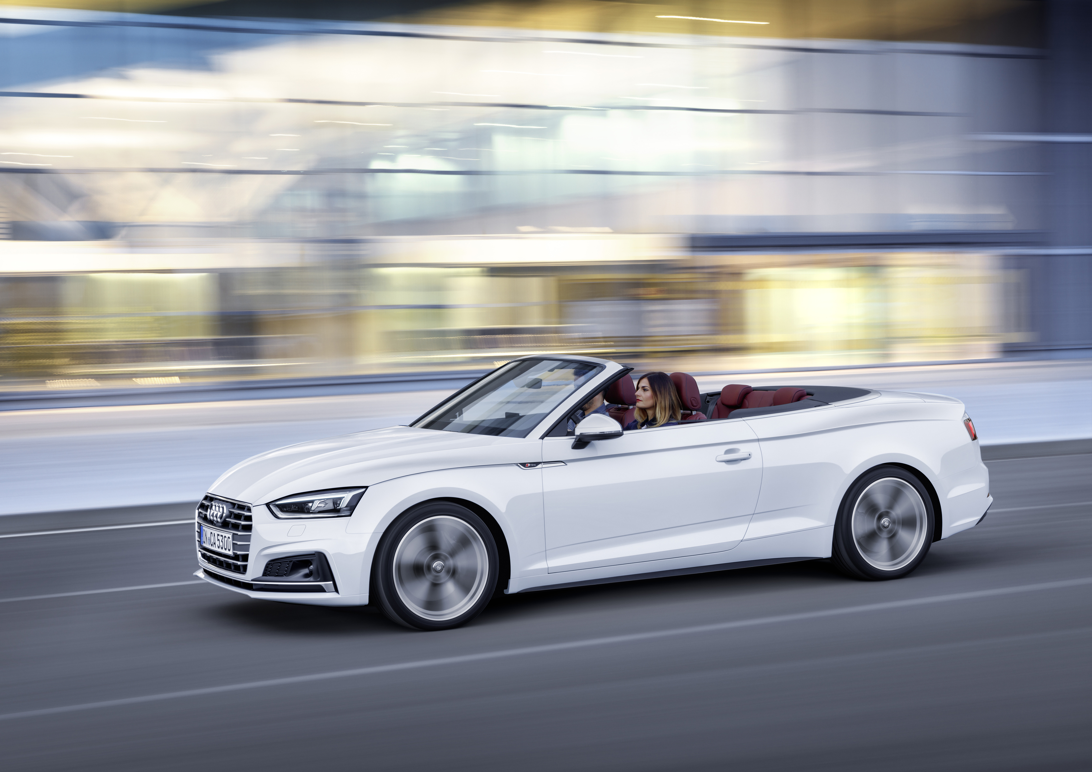 2017 Audi A5 And S5 Cabriolet The Soft Top Revealed