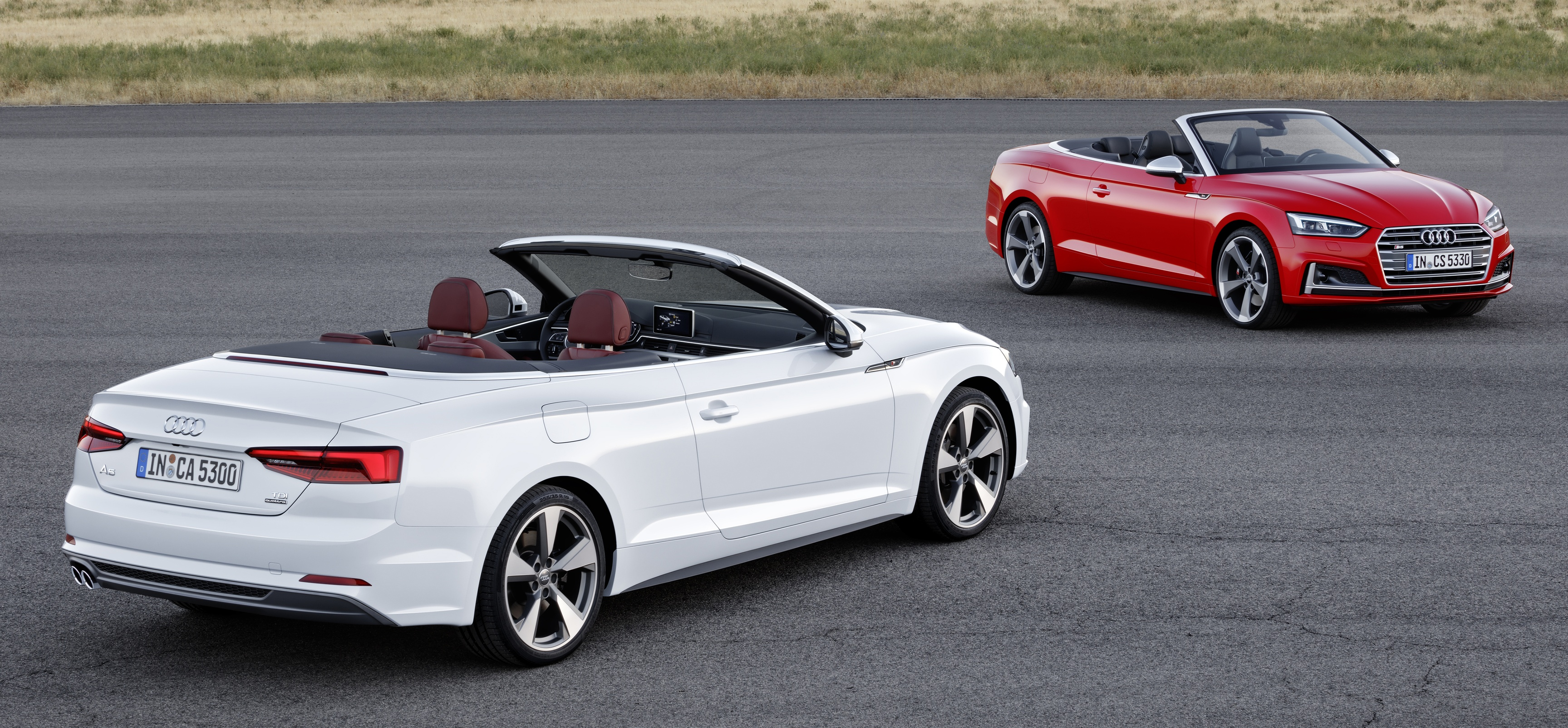 2017 Audi A5 And S5 Cabriolet The Soft Top Revealed Paul