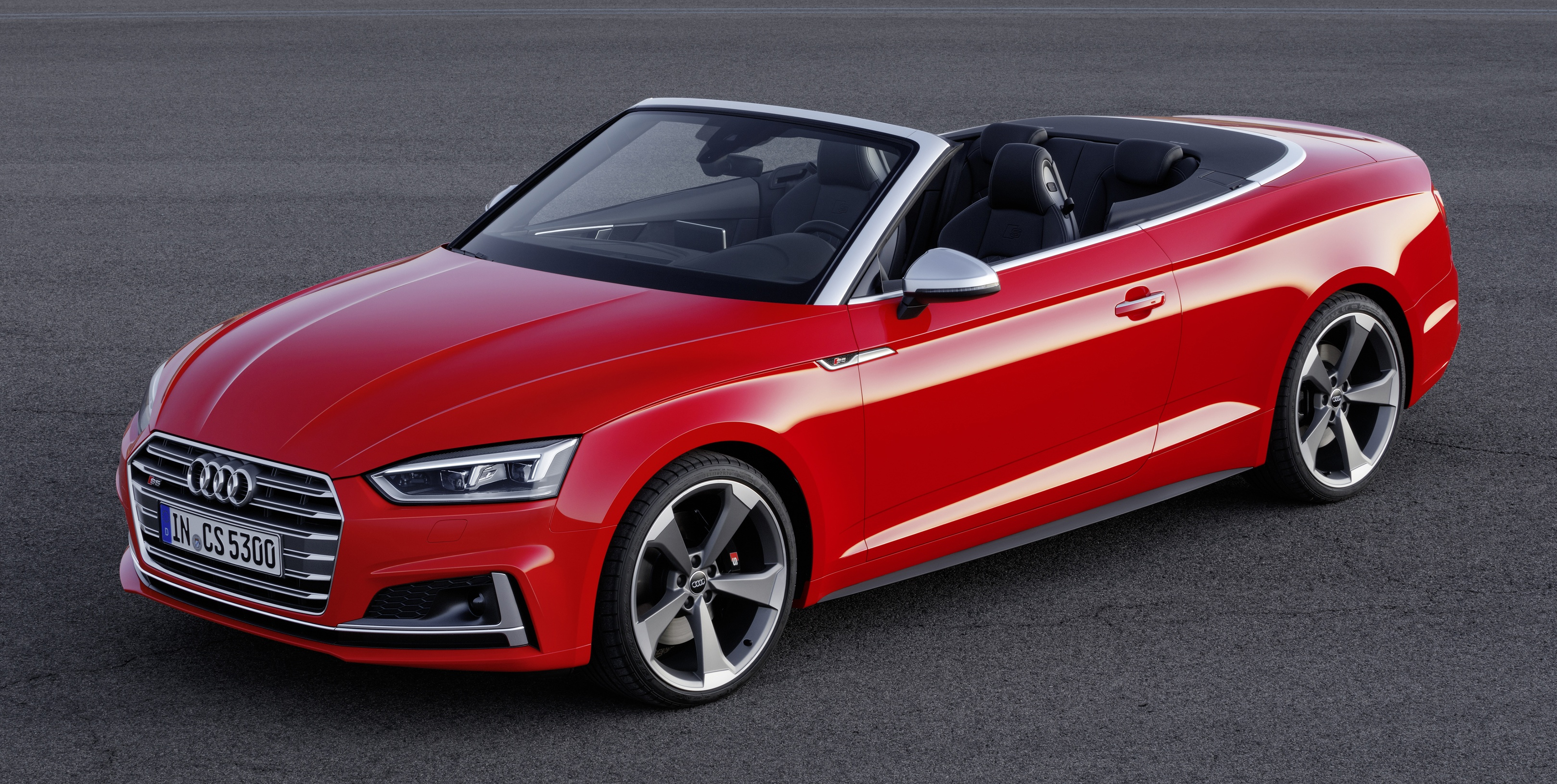 2017 Audi A5 And S5 Cabriolet The Soft Top Revealed Paultan Org