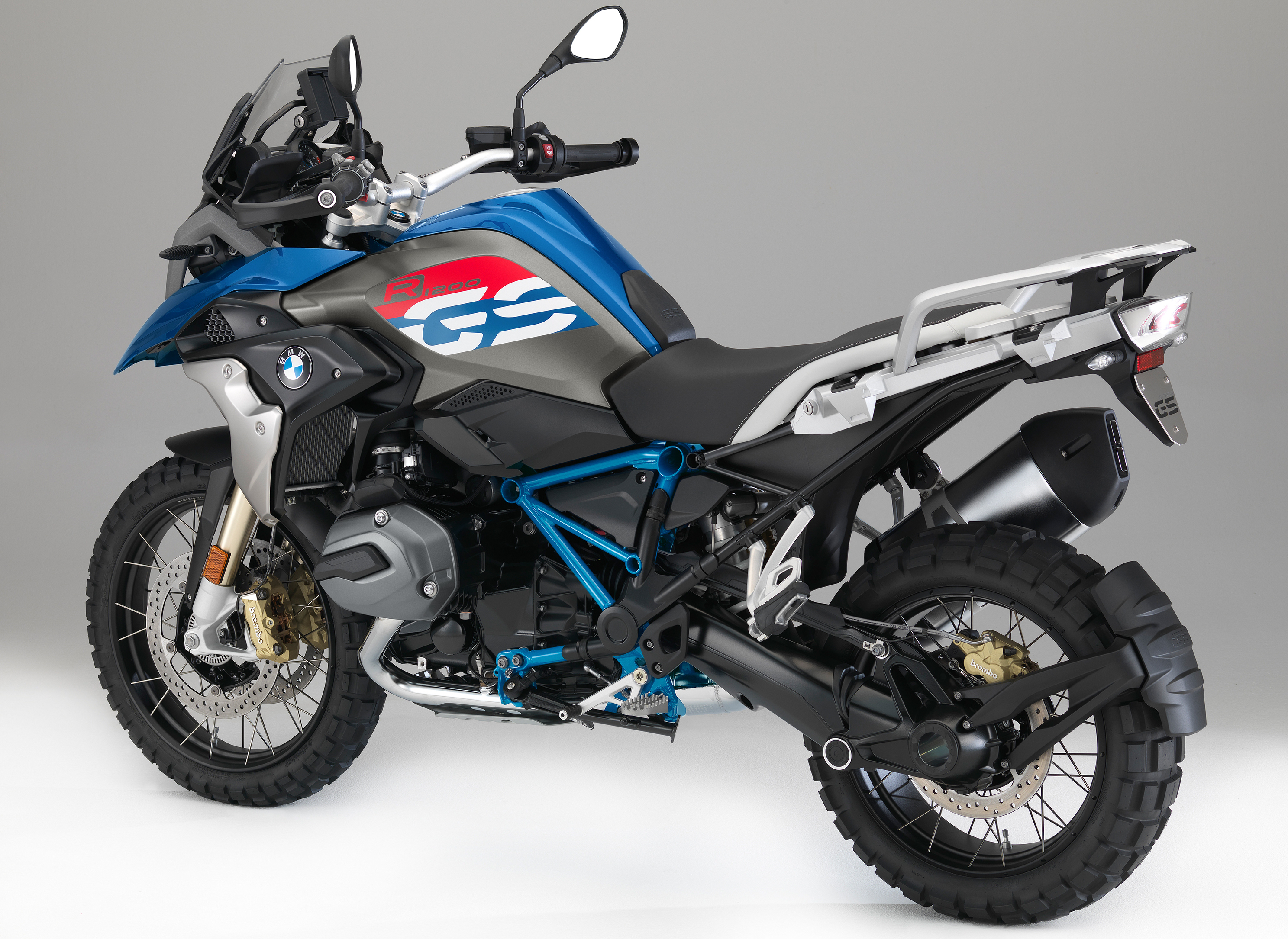 2017 BMW Motorrad R1200 GS – all new for 2017 with Rallye ...